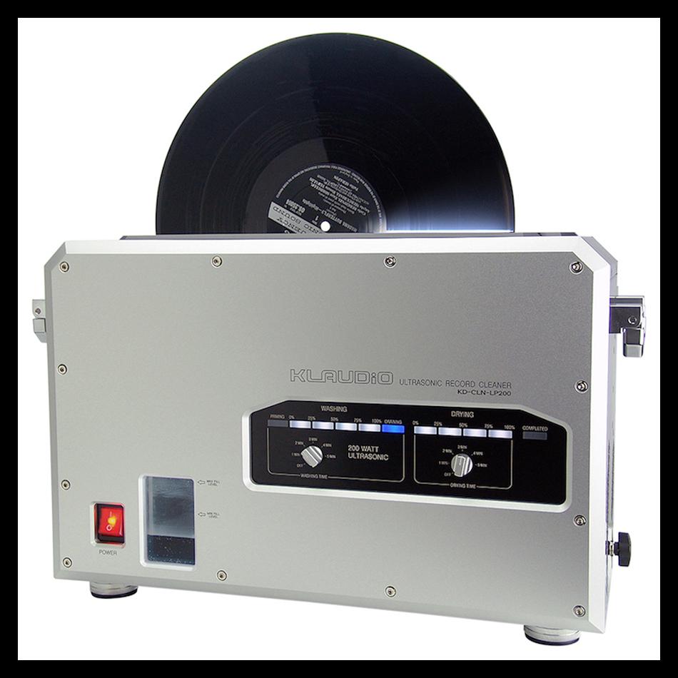 KLAUDIO KL-CDN-LP200 Ultrasonic Cleaner