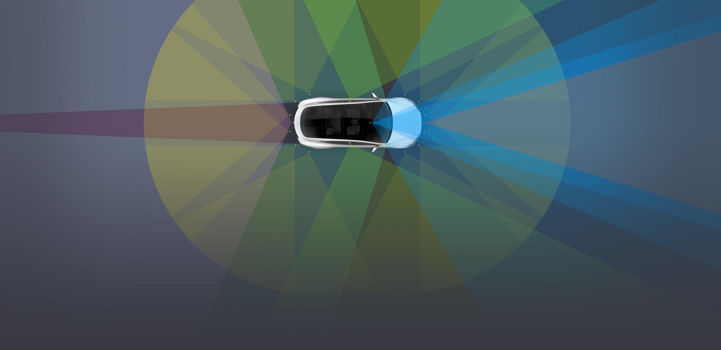 Autopilot graphic