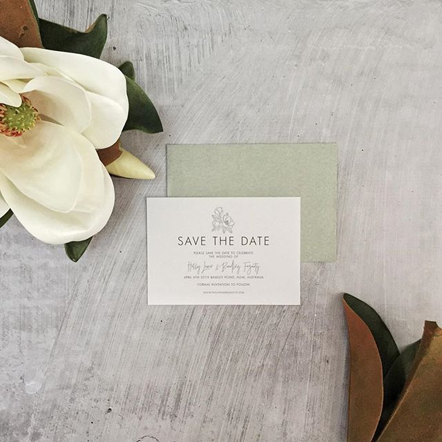 Feeling so honoured to have helped the gorgeous @hollylance with her save the dates. You will make a beautiful bride 👰🏻 #magnolialove . . . #wedding #samanthacollierstyling #weddingstationery #weddinginvitations #moodboards #interiorstylist #interior #design #styling #decor #graphicdesign #simplicity #interiordecorator #interiordesign #paper #magnolia #interiorinspo #minimalism #lifestyle #holly&brad2019 #celebrate #love