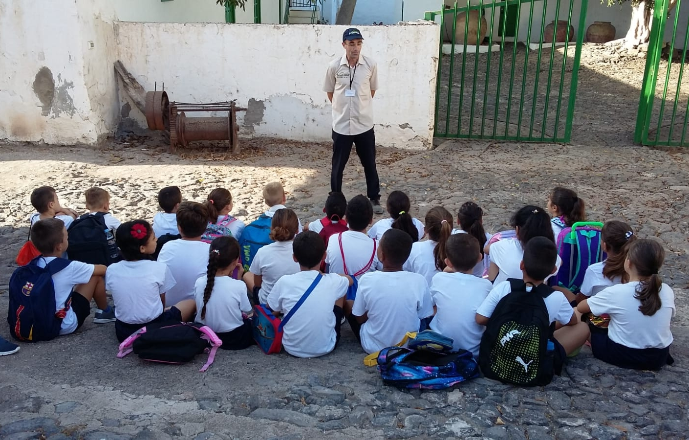 Casa Fuerte Adeje Visita Escolar.jpg