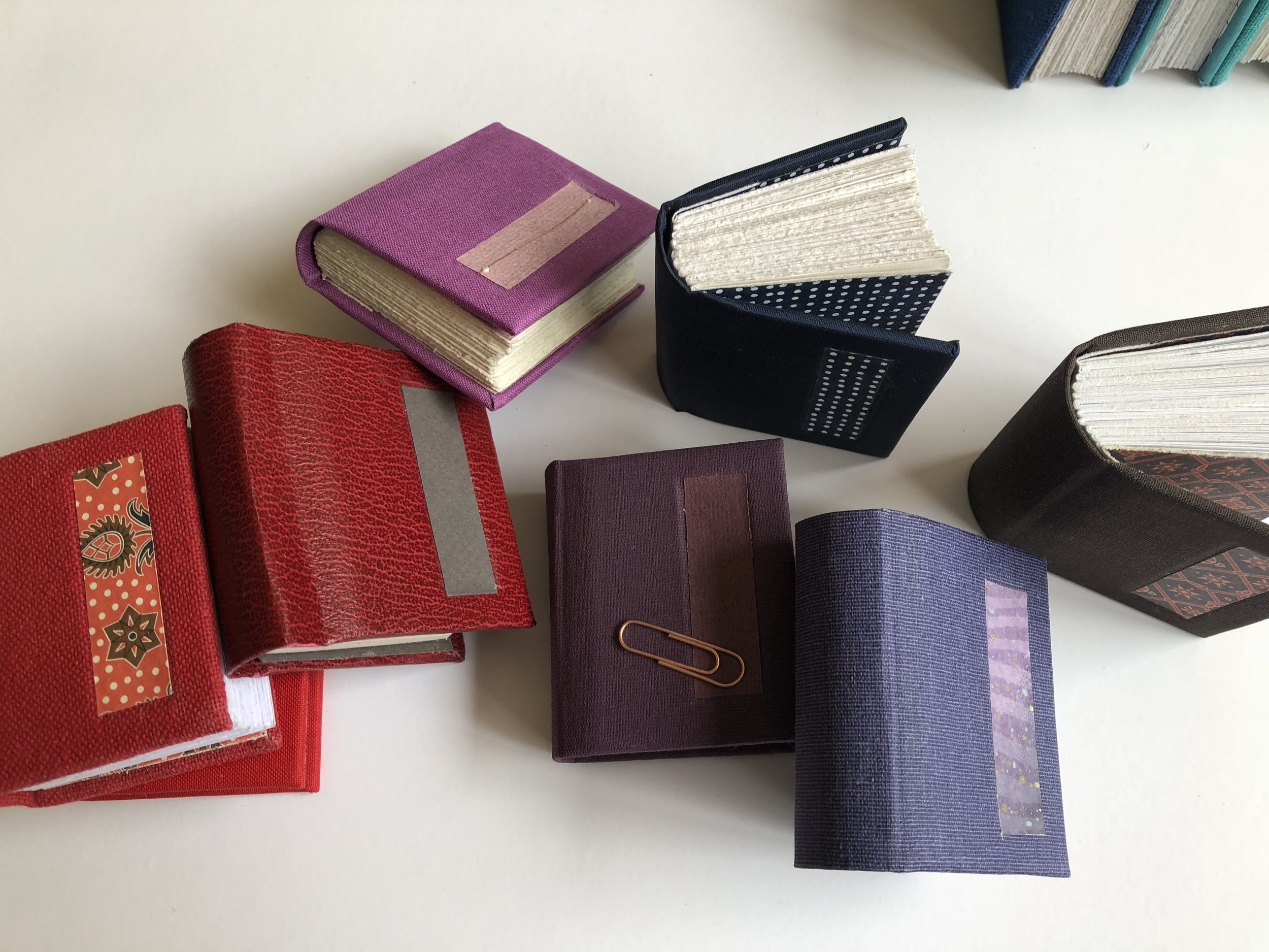 COLLECTION OF MINIATURE BOOKS