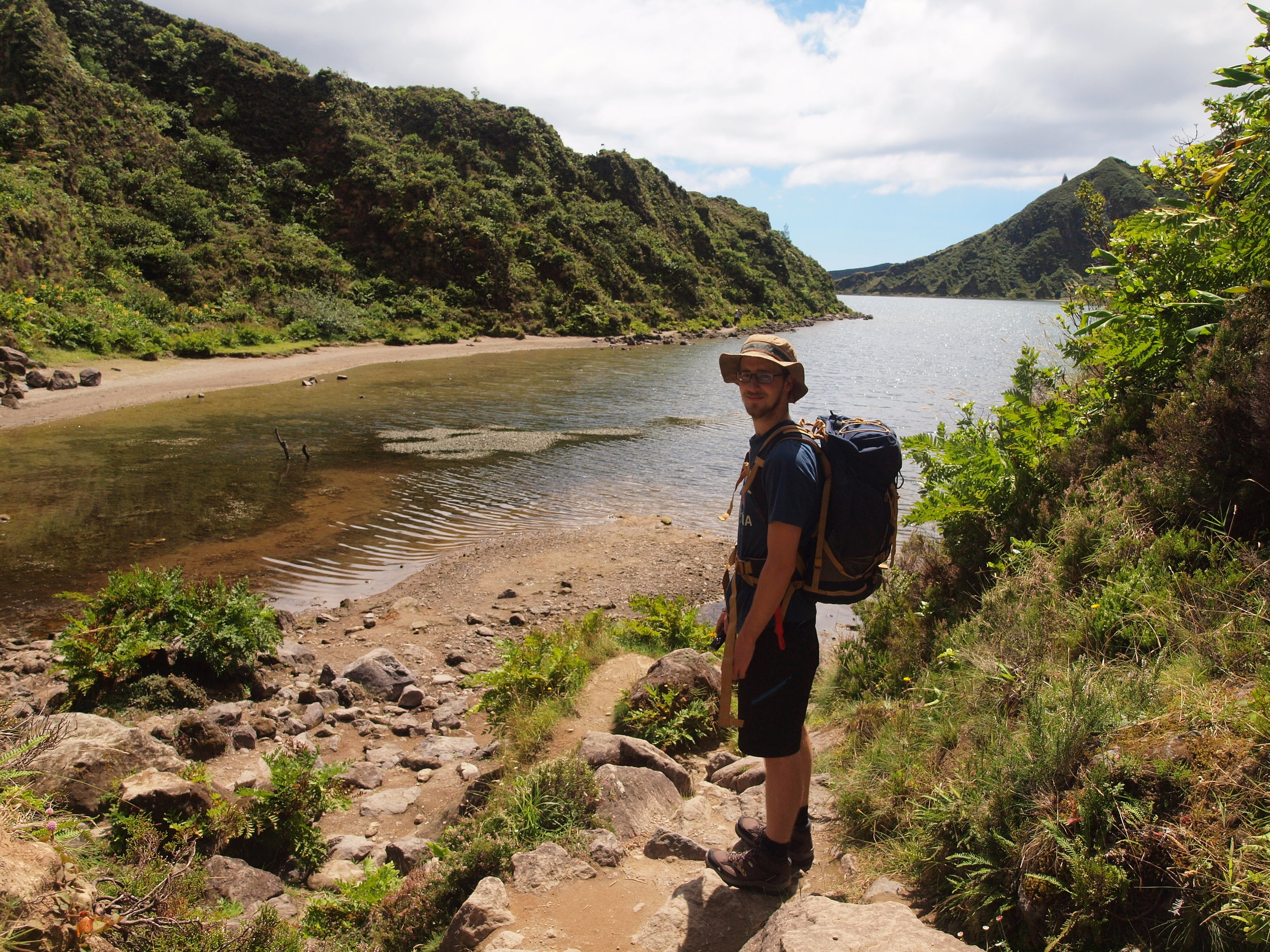 Lago de Fogo, Açores