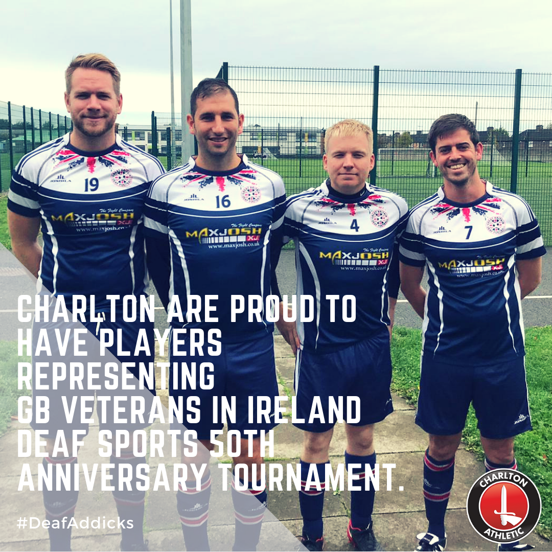 Charlton GB Veterans