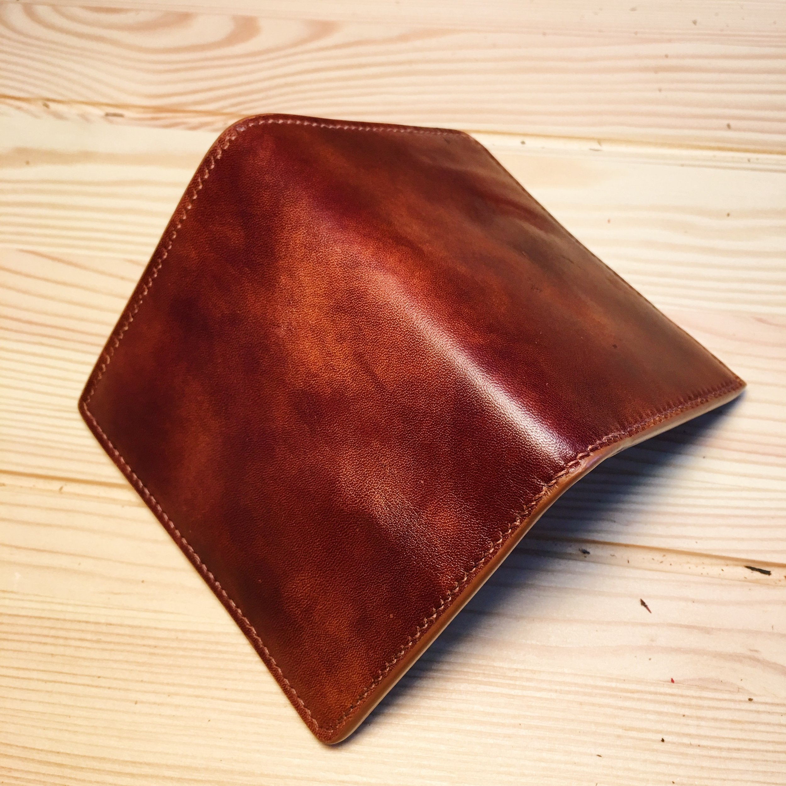 Product made from Museum Calf Leather