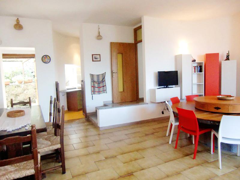 Giglio Villa Living Room