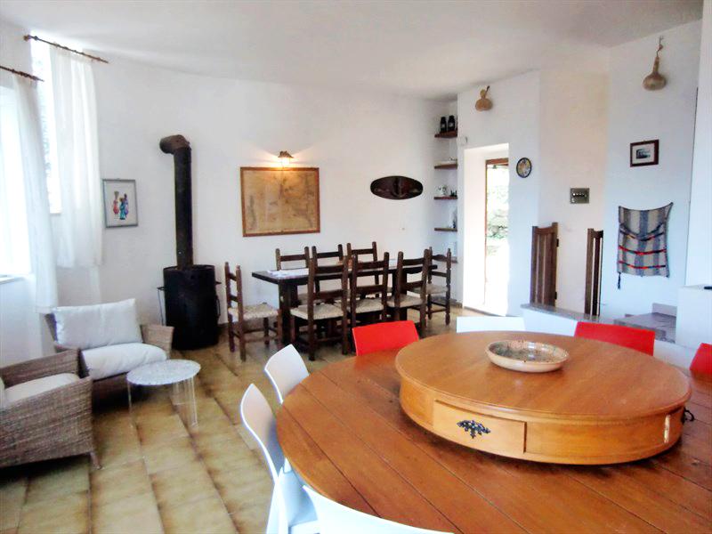 Giglio Villa Living Space