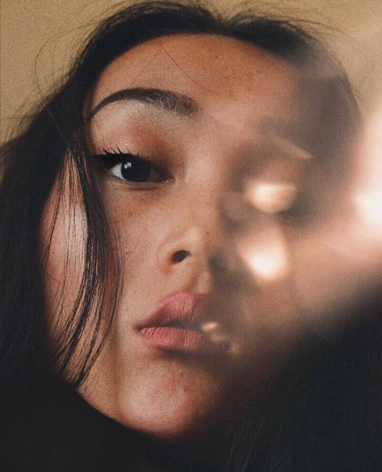 ELOQUE FEATURING - Photographer: Jenny JamesModel: Jenny James (self portrait)