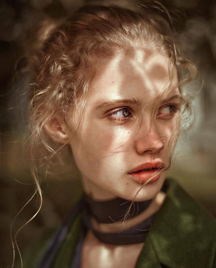 ELOQUE FEATURING - Photographer: Amanda KubiakModel: Andrea Madlova