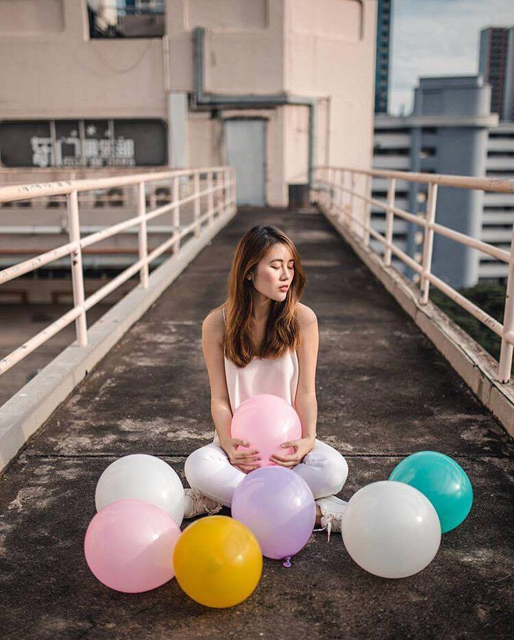 ELOQUE FEATURING - Photographer: Audrey KwokModel:Felicia Tham Chi Ting