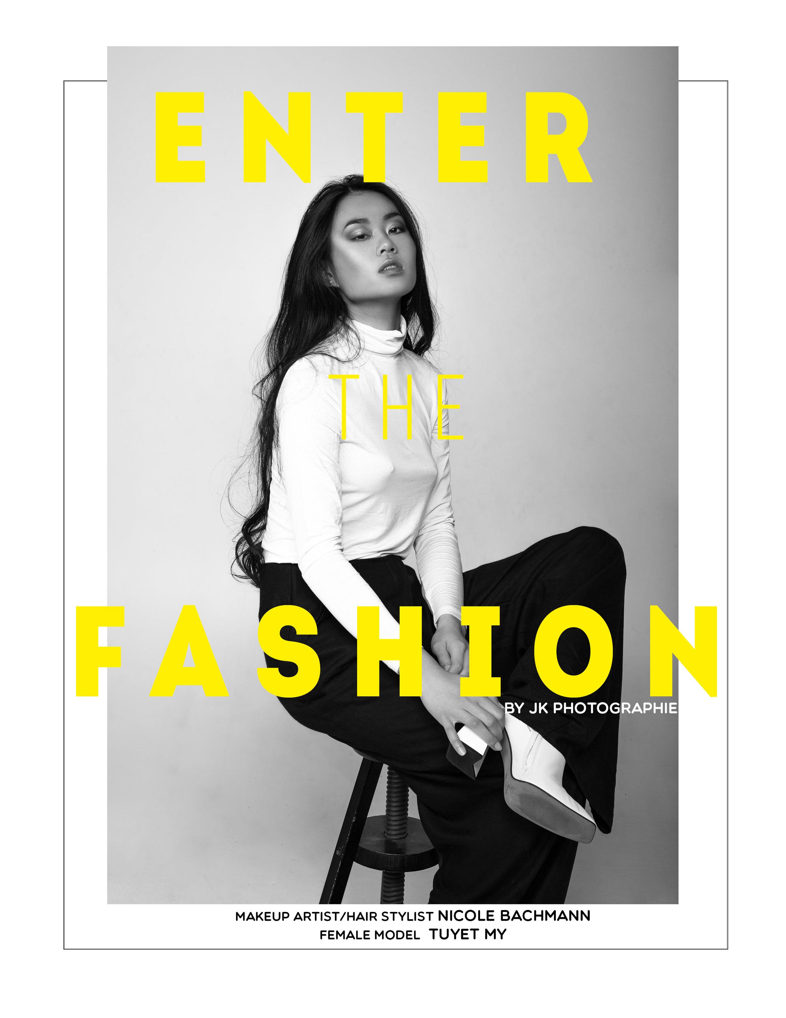 Enter the fashion - Eloque magazine