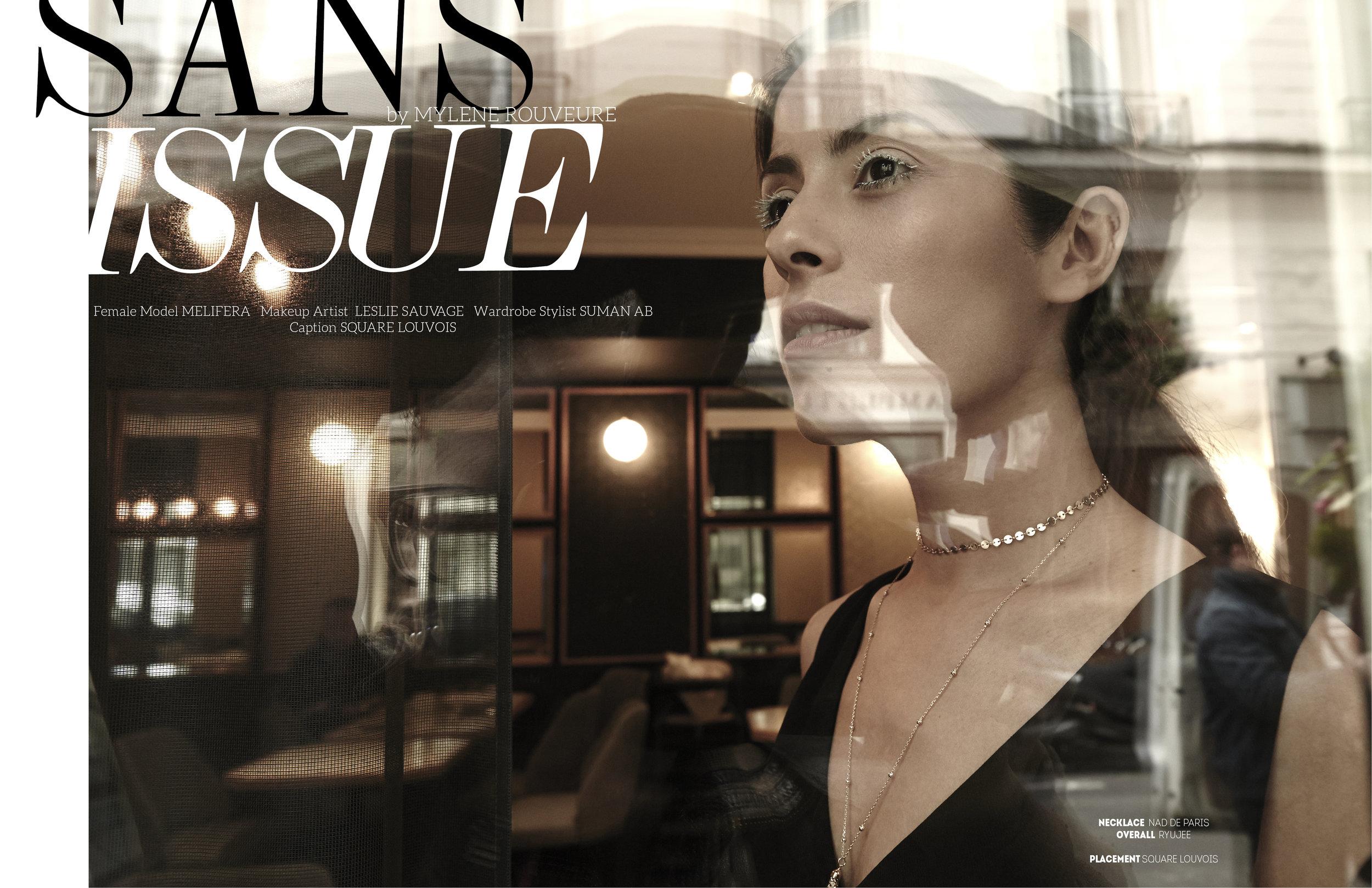 SANS ISSUE - Eloque magazine