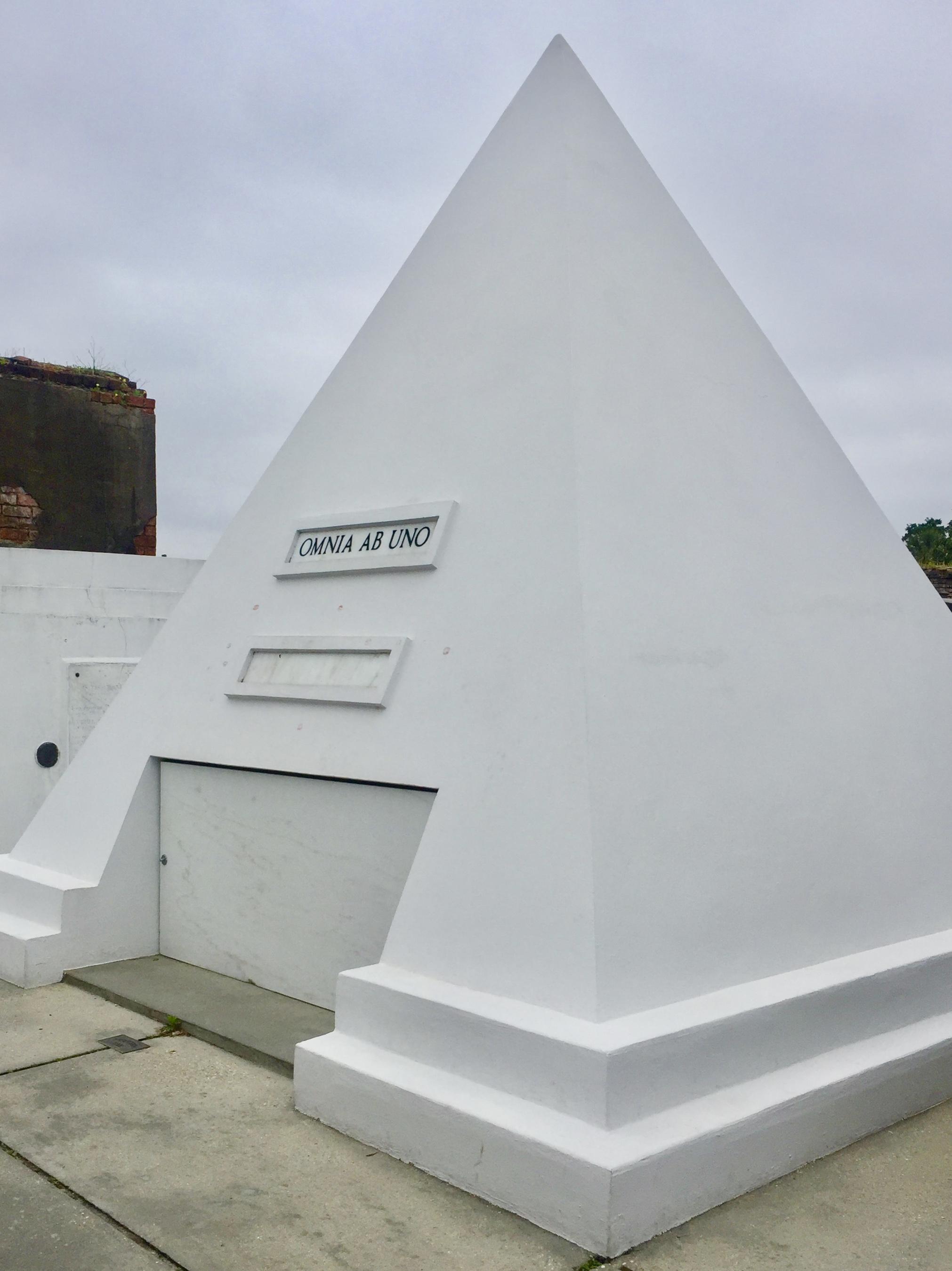 Infamous Pyramid