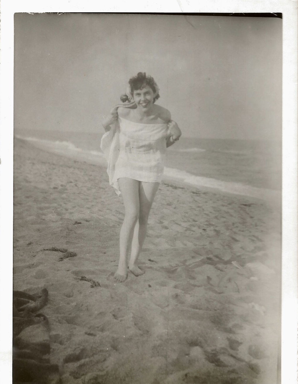 At the Jersey Shore before I was born .