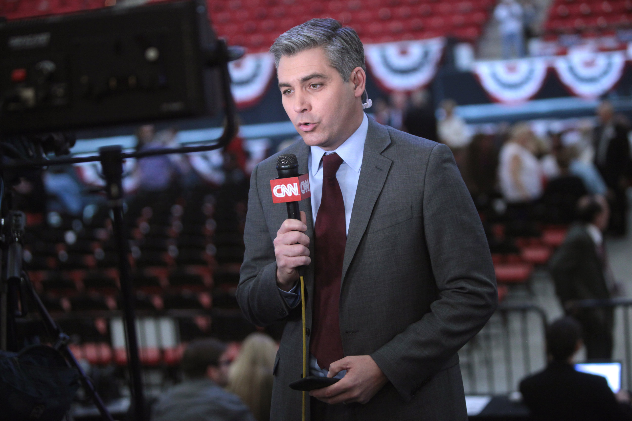 Photo of Jim Acosta by, Gage Skidmore