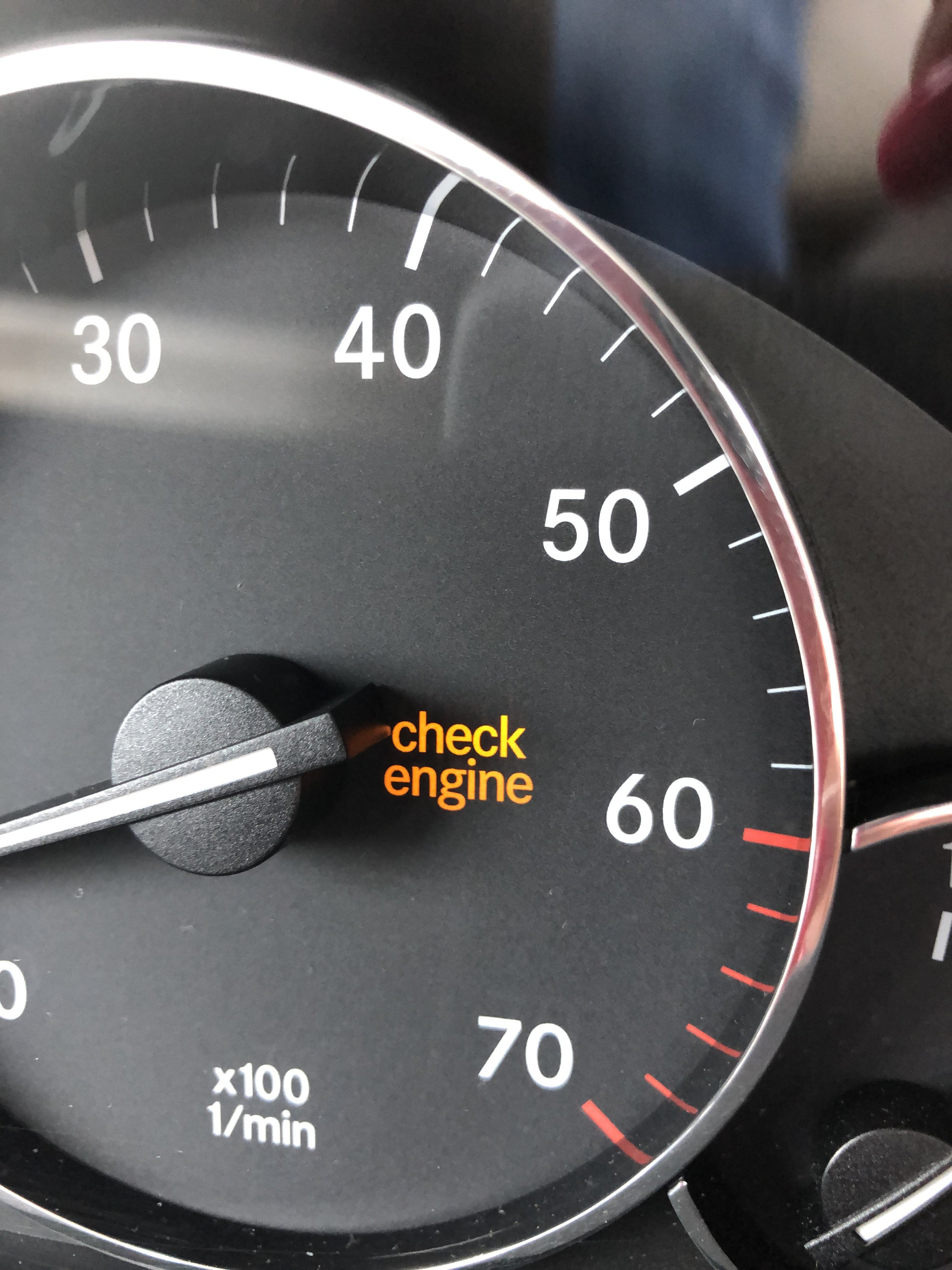 Check engine lights drive millennials mad. The rest of us love them.  Photo by Kerry