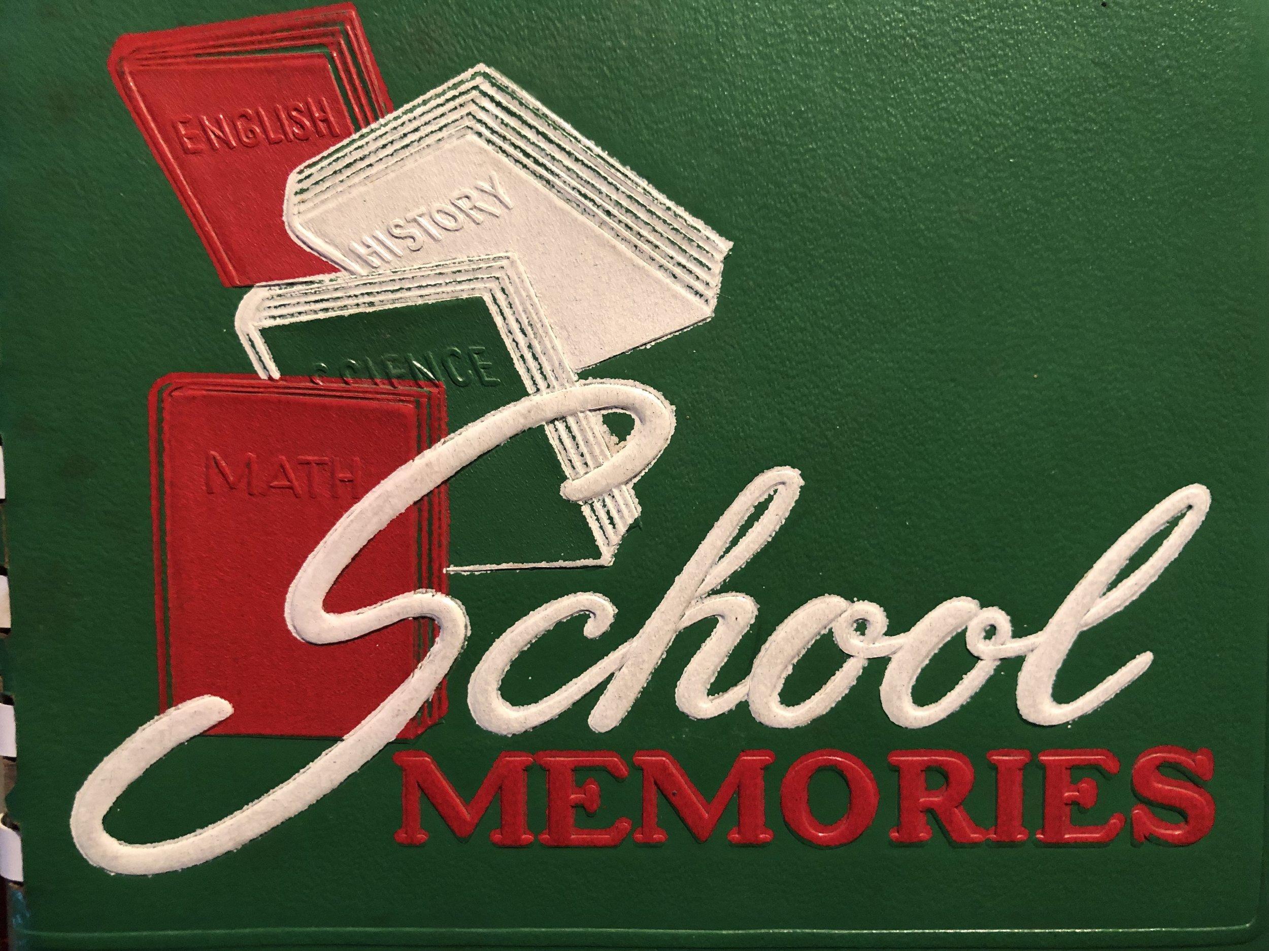 SchoolMemoriesGreenBook.jpg