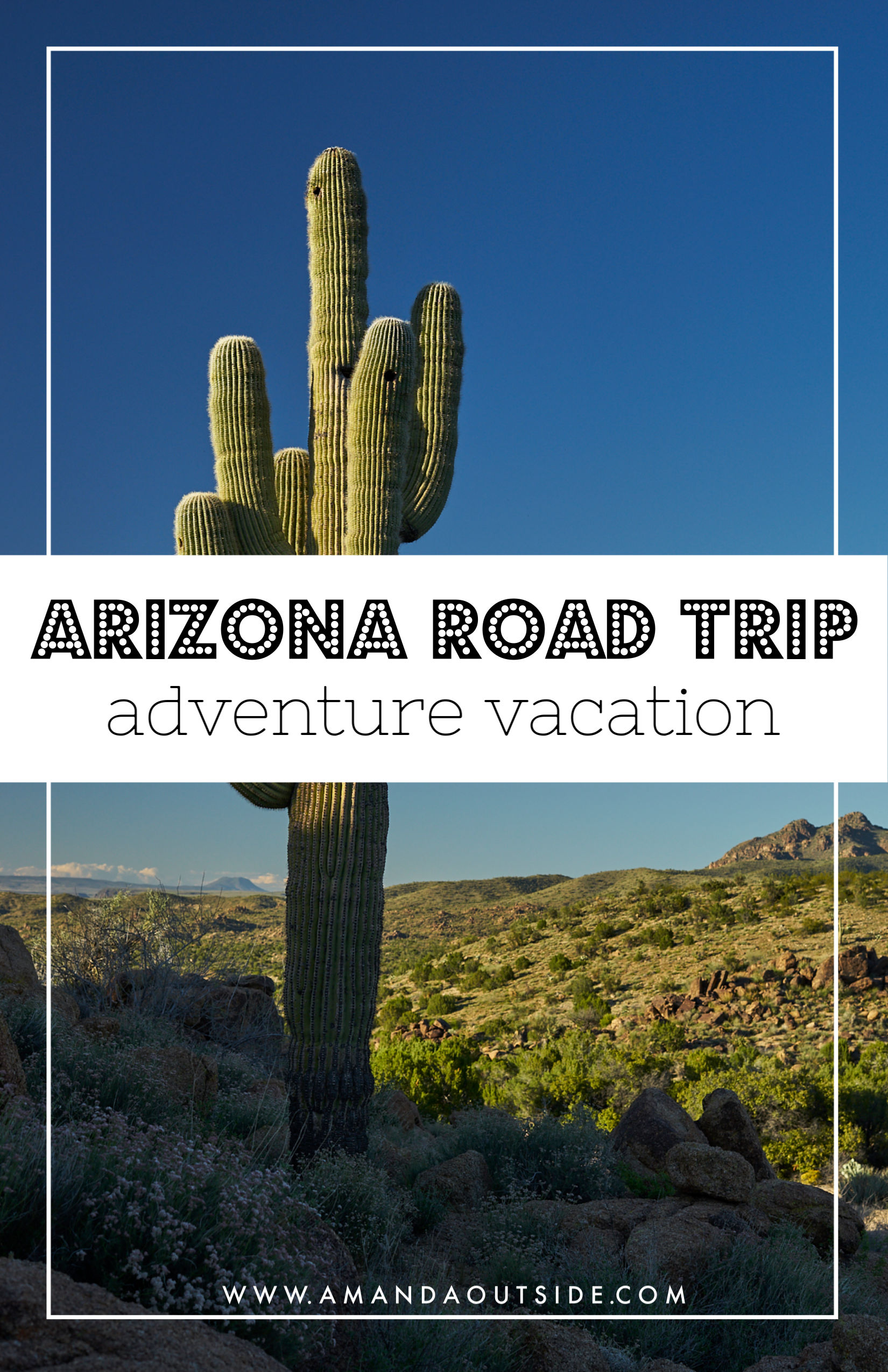 Arizona Road Trip on the Cheap | Amanda Outside