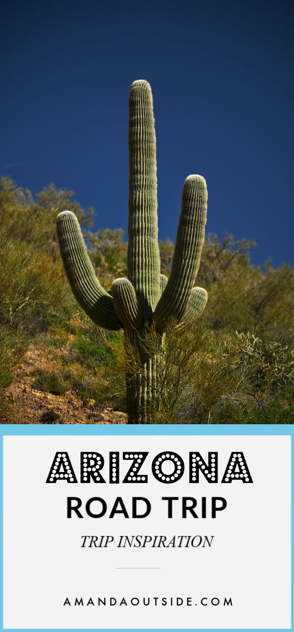 How to Travel Arizona Cheaply | Amanda Outside