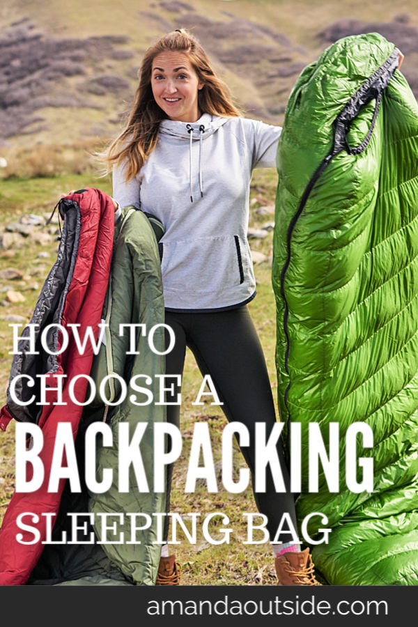 The Complete Guide to Buying a Backpacking Sleeping Bag | Amanda Outside