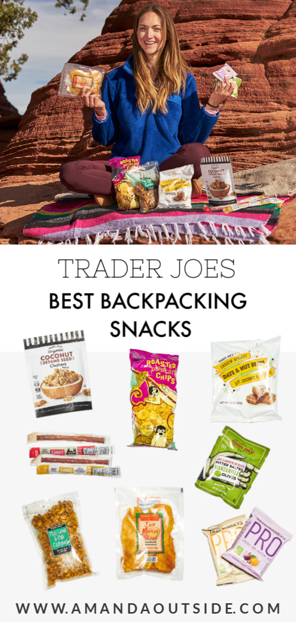 Backpacking and Hiking Snack Ideas