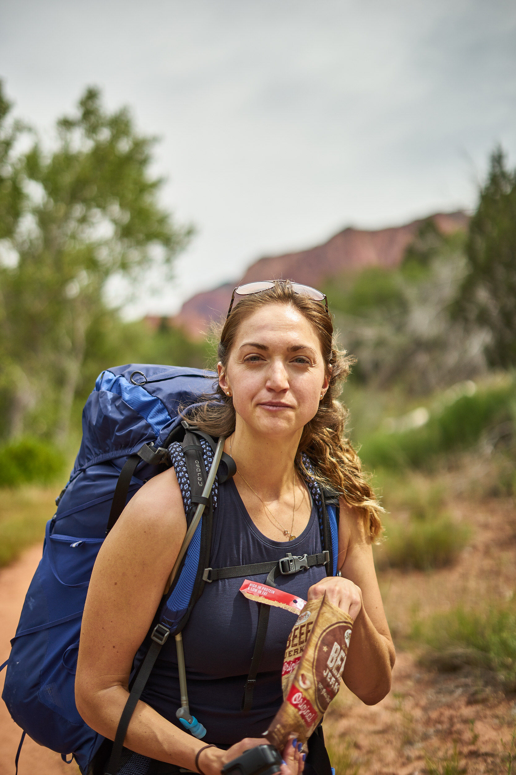 Click through for a complete guide to Kolob Canyon hiking and backpacking by Amanda Outside - you're go-to source for hiking and camping trips. Kolob Canyon is a beautiful part of Zion National Park that you have to visit! www.amandaoutside.com