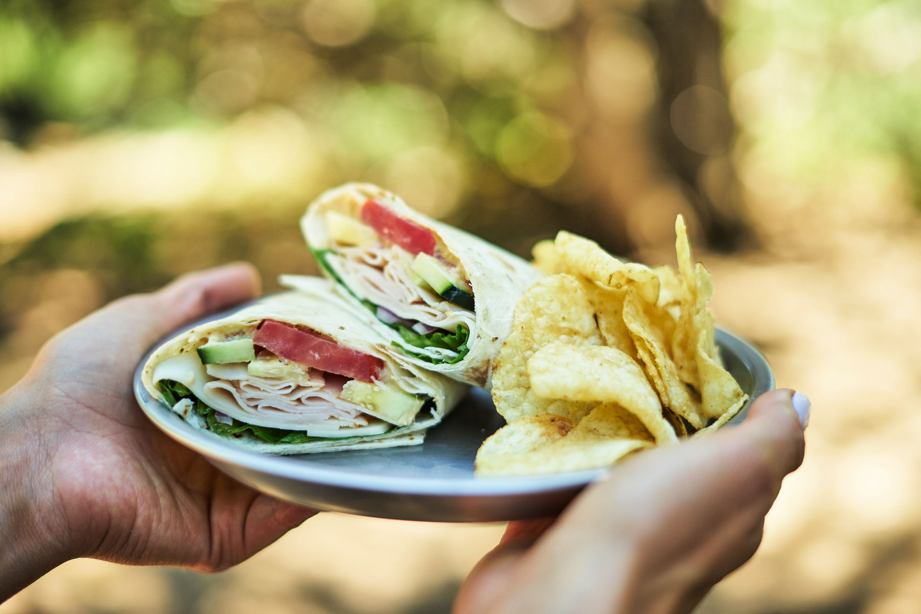3 Quick And Easy Lunch Ideas For Camping Amanda Outside