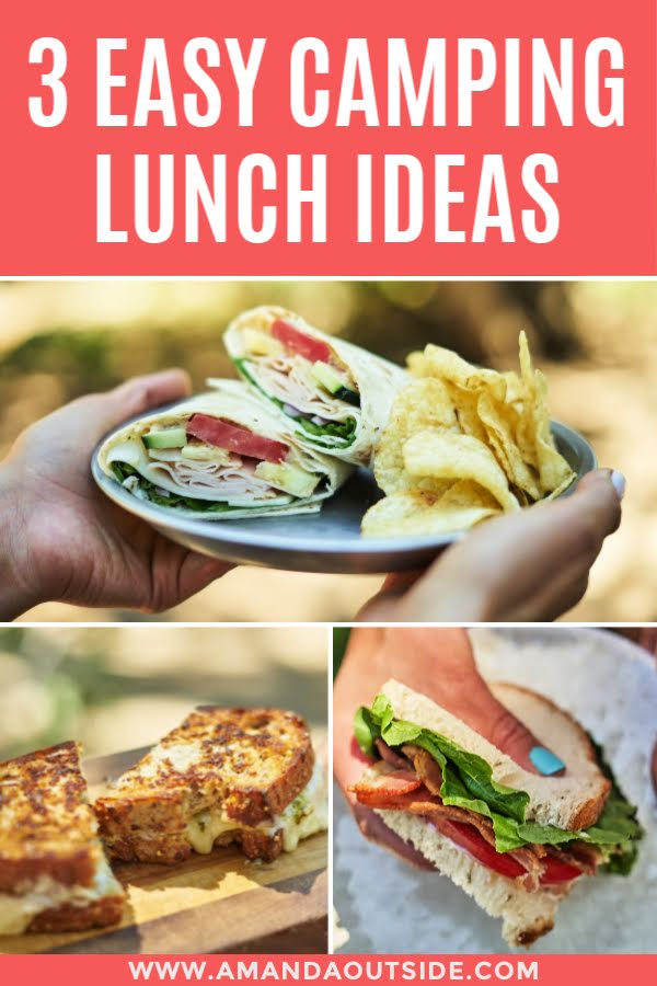 3 Easy Camping Lunch Ideas Amanda Outside