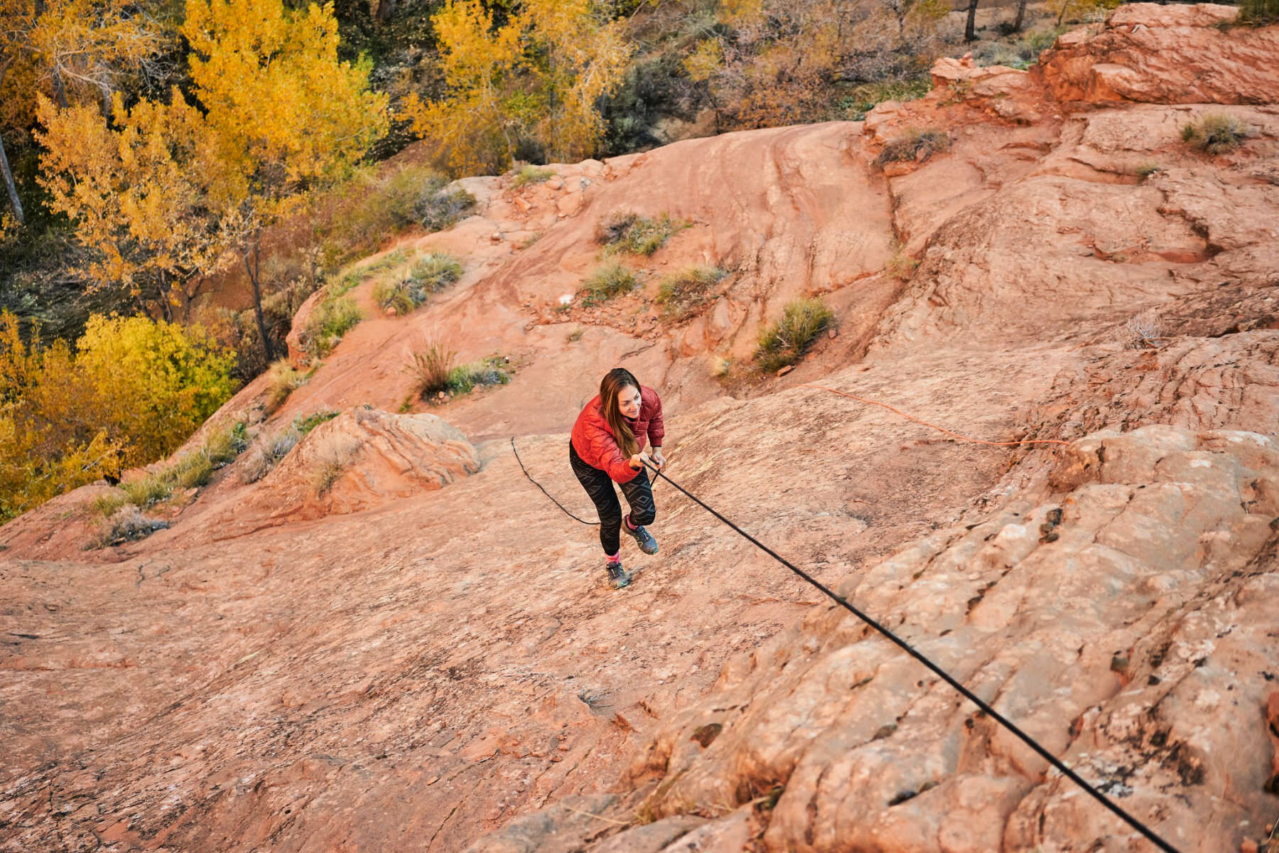 The Ultimate Guide to Backpacking Coyote Gulch - by Amanda Outside. This blog post covers everything you need to know when planning a backpacking trip to Coyote Gulch in Utah. www.amandaoutside.com