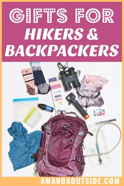 11 Gifts for Hikers and Backpackers