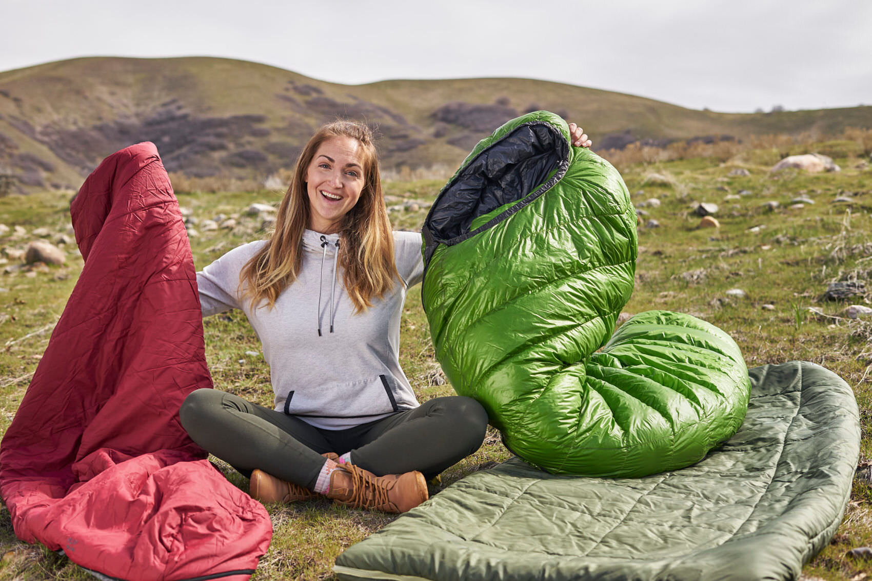 Everything You Need to Know When Choosing a Sleeping Bag