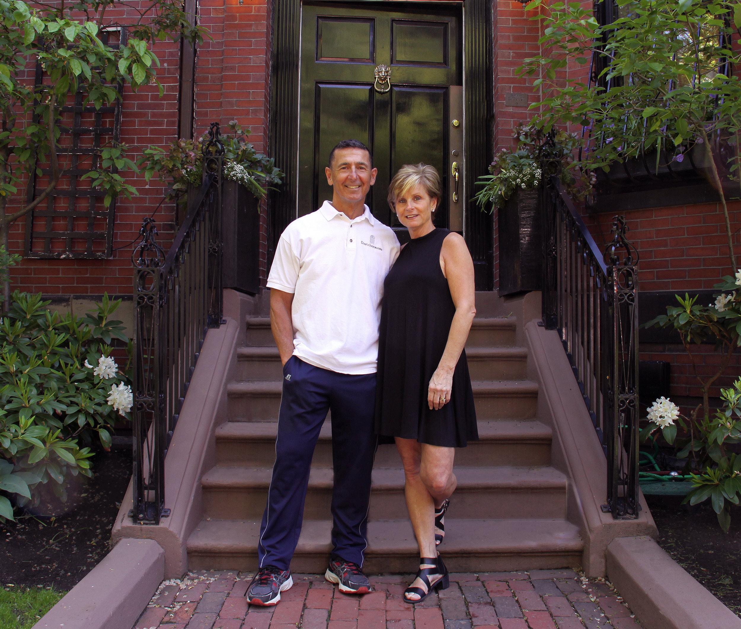 Where it all began - We are Jennifer and Joe Dabenigno