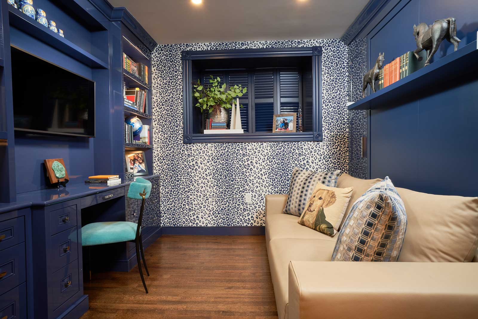 DI_Lupa_Office Design, wallpaper furniture