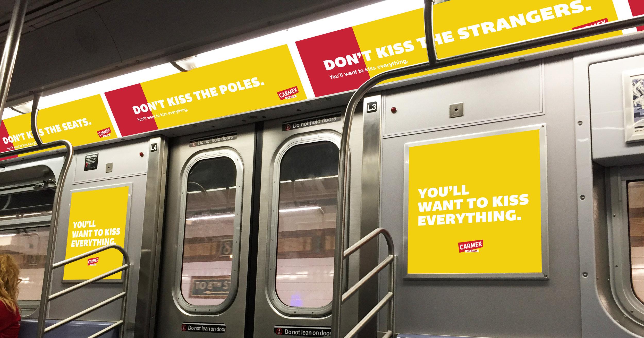 Carmex _ OOH _ Subway Train.jpg