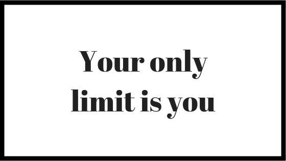 Your only limit is you (Ts & Cs apply).png
