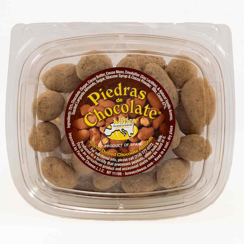 PIEDRAS DE CHOCOLATE