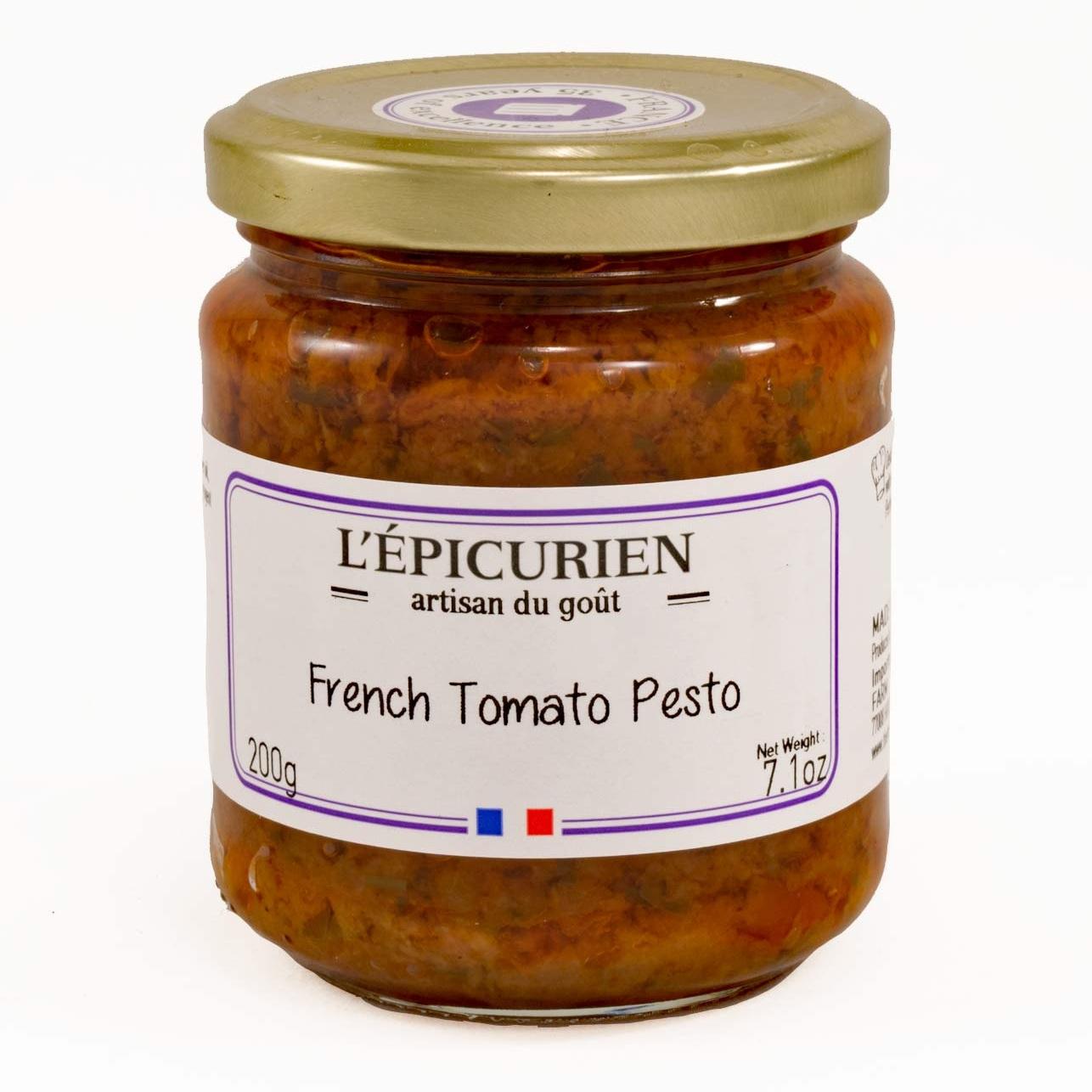 FRENCH TOMATO PESTO