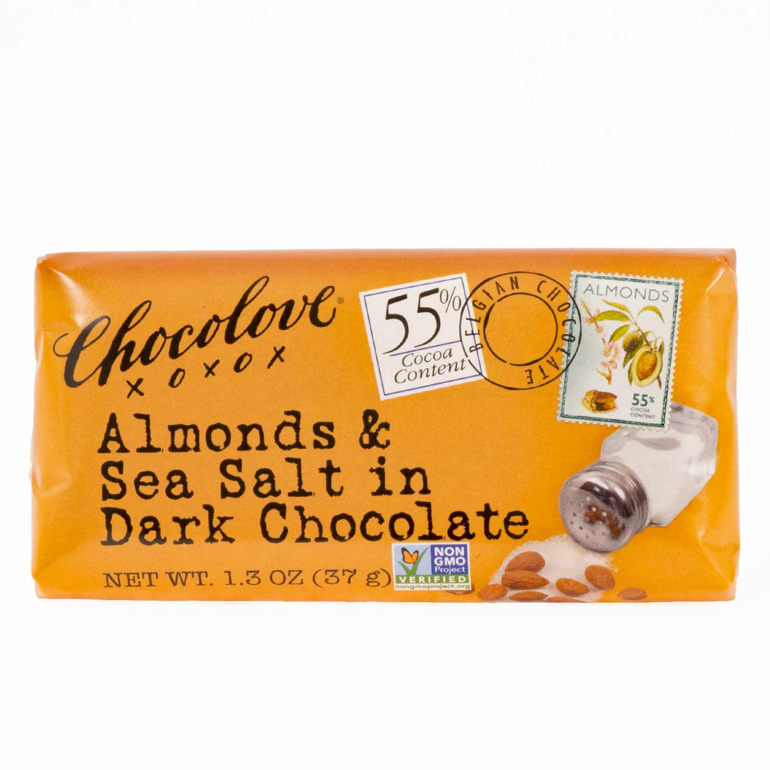 ALMONDS & SEA SALT