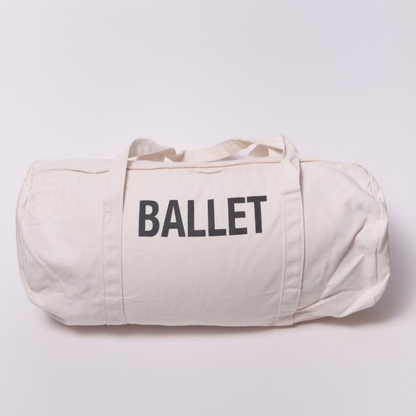 Canvas Ballet Bags, Edition of 50. $40