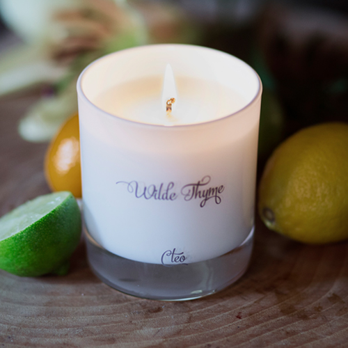 Cleo   CITRUS:  Revitalize and energize with a citrusy explosion of limes and zesty bergamot blended with ripe mandarins, aquatic white florals and caraway seeds. Velvety patchouli soothes the base note of sharp green vetivert.