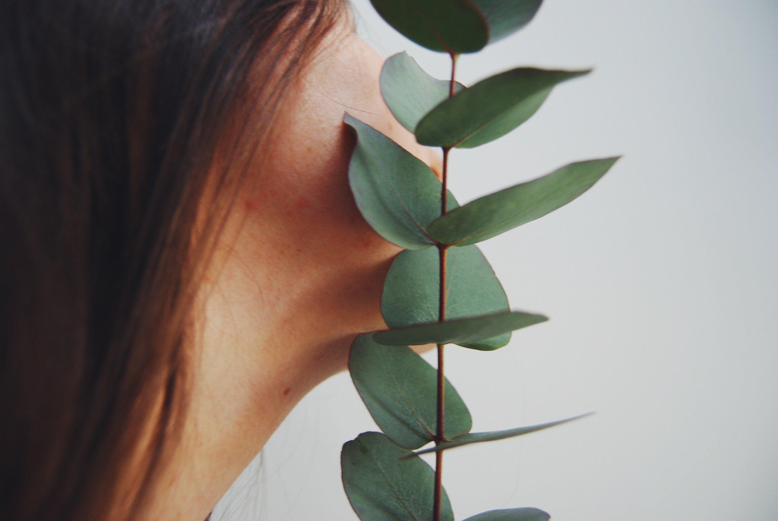 eucalyptus girl