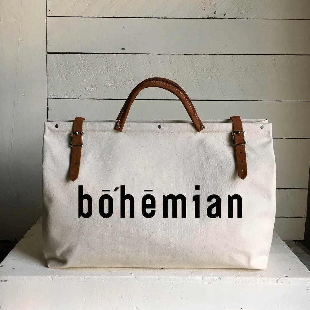 Souk Bohemian Travel Bag