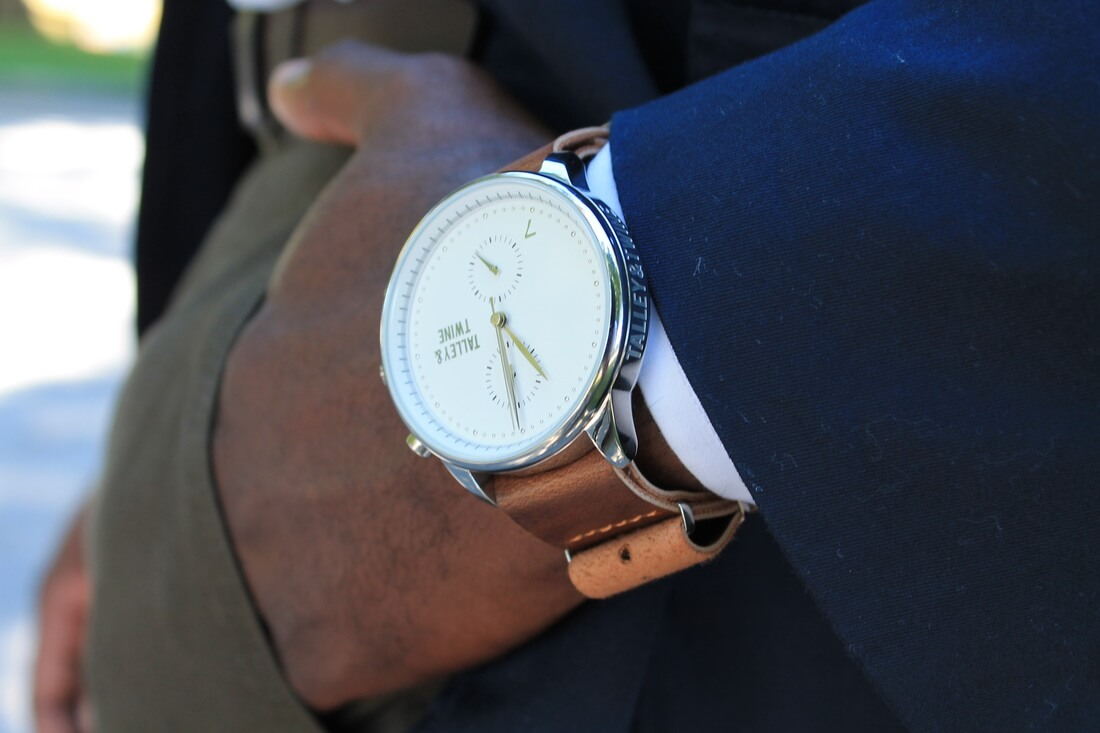 Black Owned Watch Company l Men's Watches l Shop Black l Black Owned & Co.