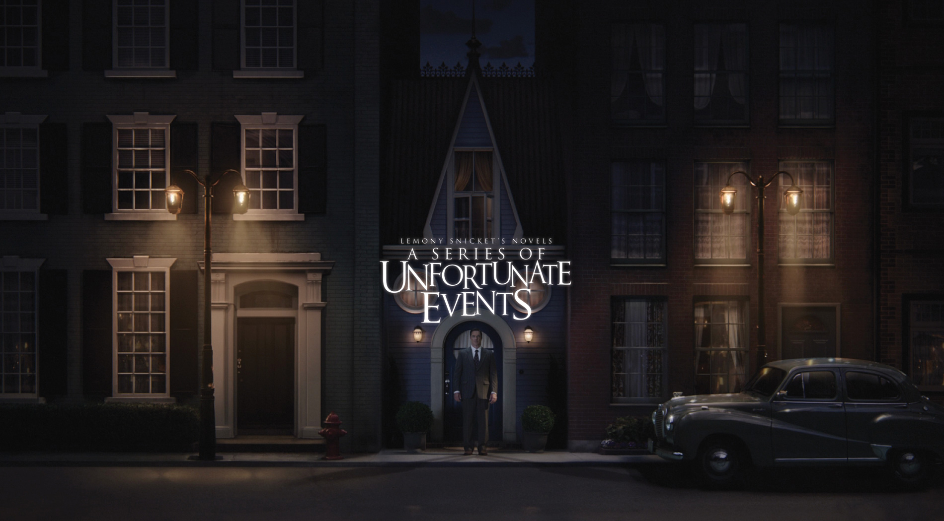 Lemony Snicket S A Series Of Unfortunate Events Cvd Vfx