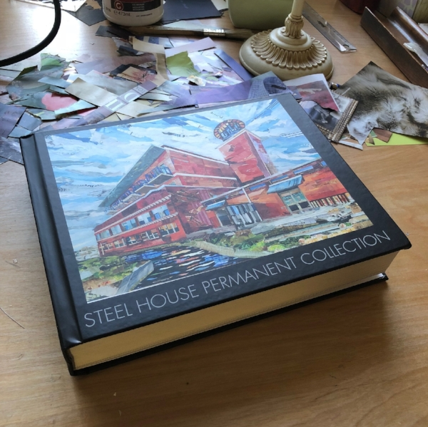 Cover Image, Steel House Gallery Collection