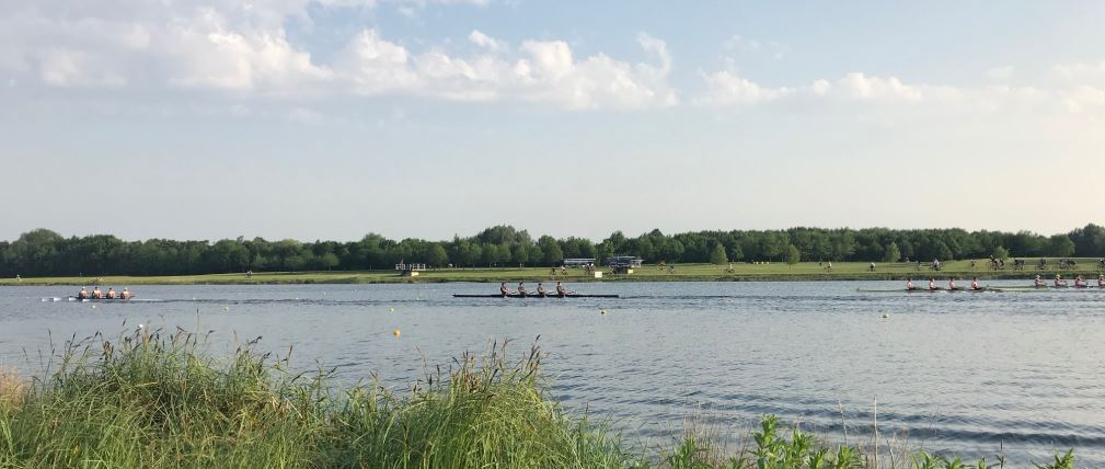 Fantastic racing at this year's NSR.