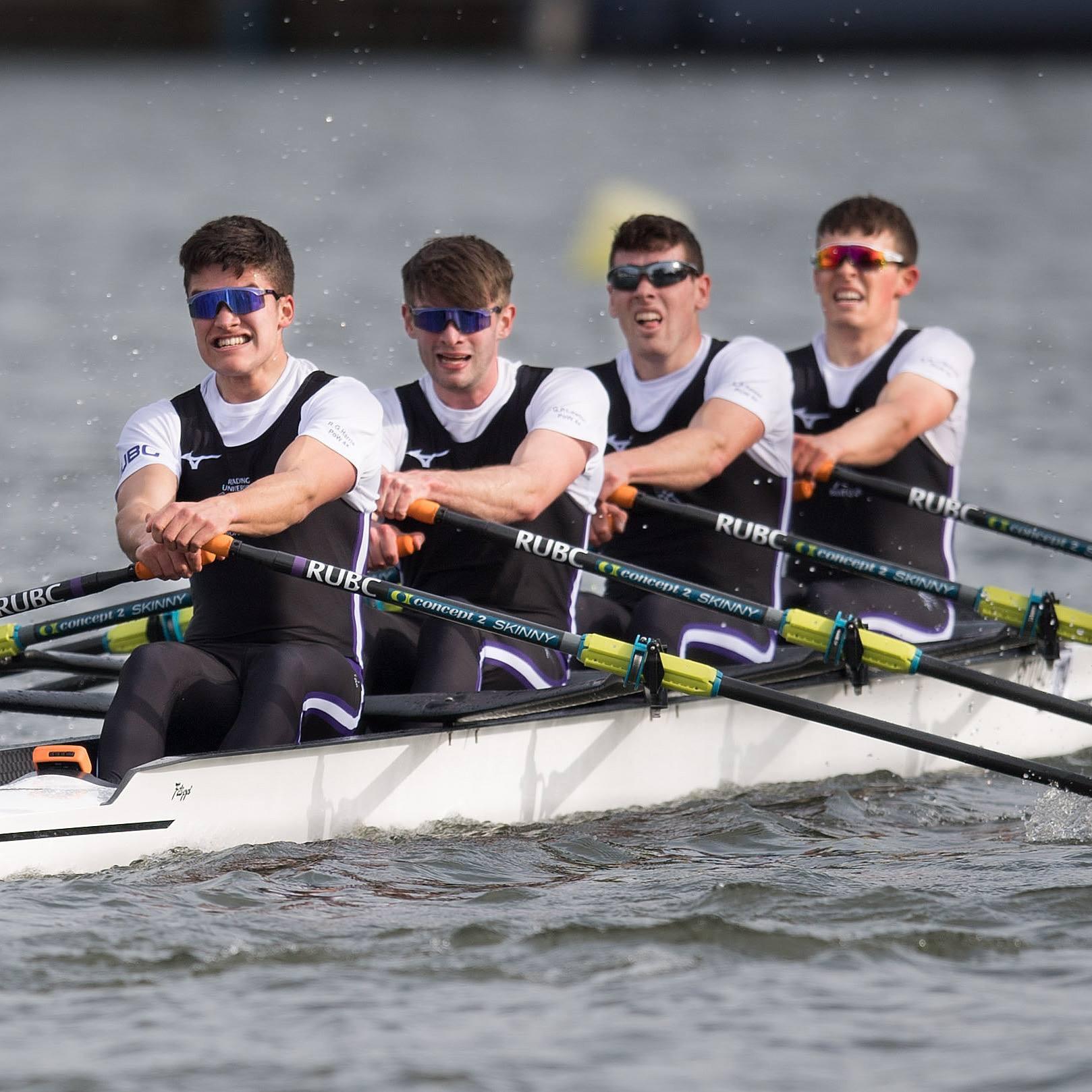 Men's Champ: Rory, George, Luke and Sean