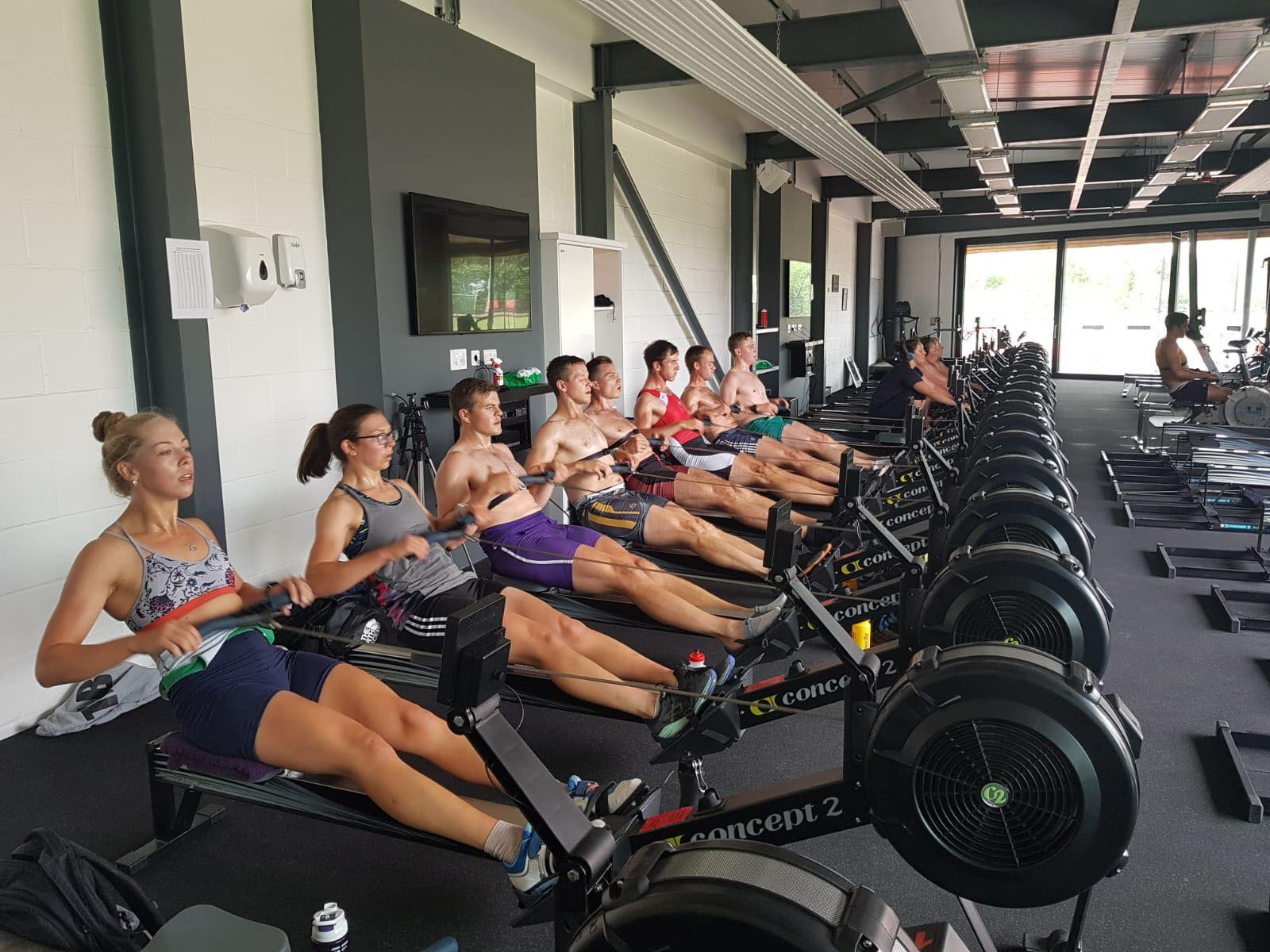Being based in Catterick, Lucy found it tough doing the majority of her training on the erg rather than water, and training around an 8 week deployment in Norway proved particularly challenging.