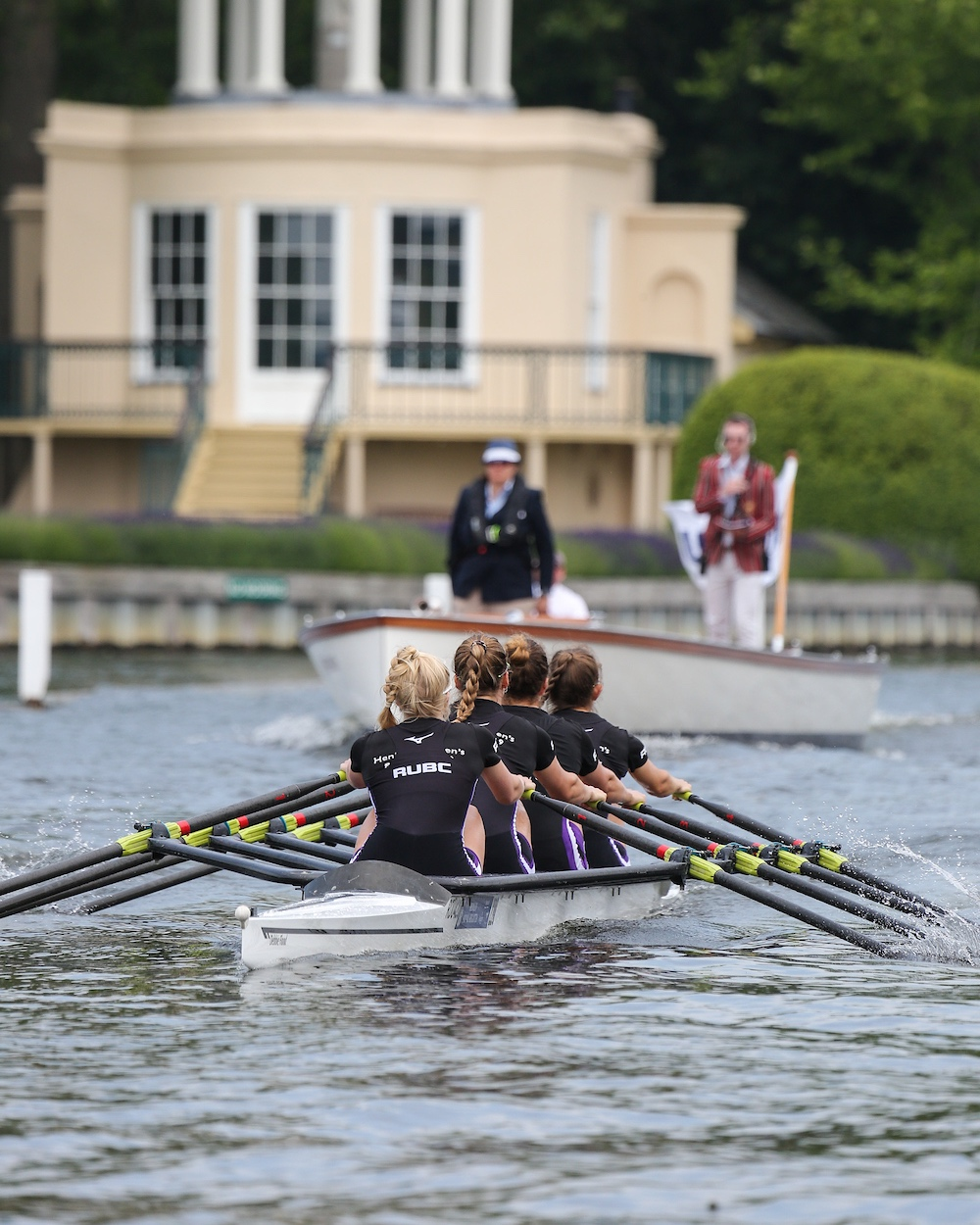 Women's Aspirational 4x at Henley Women's - Finalists.