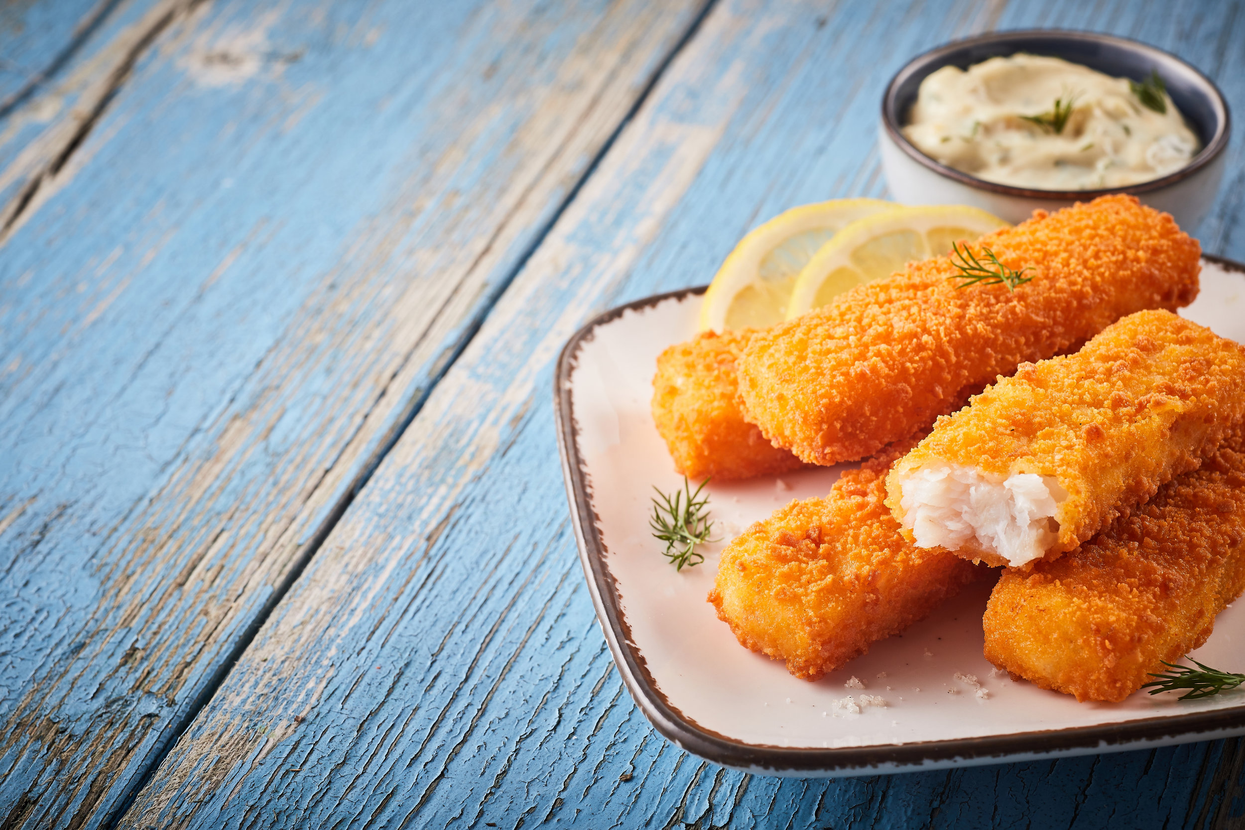 Fish Fingers & Goujons
