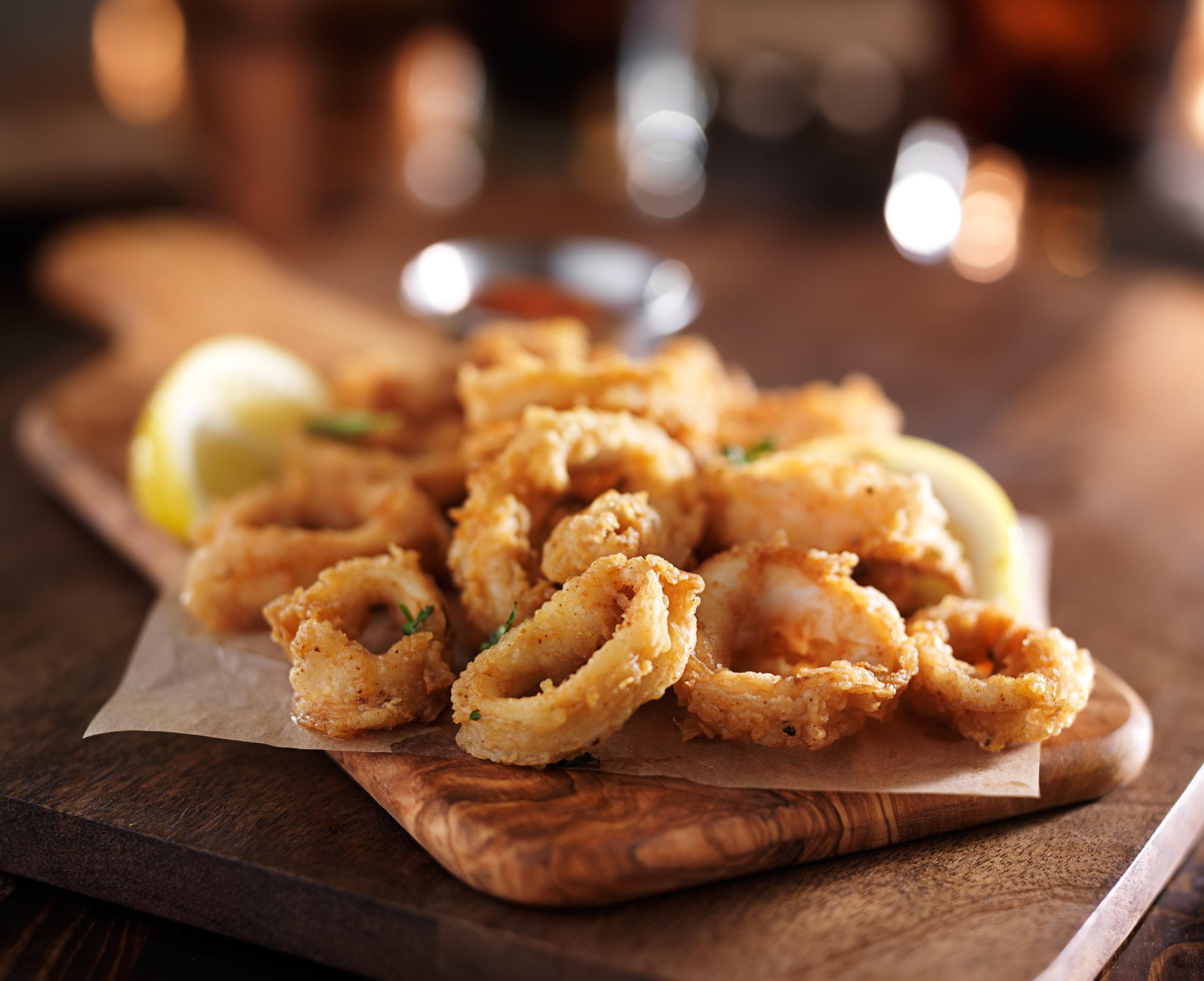 Squid & Calamari